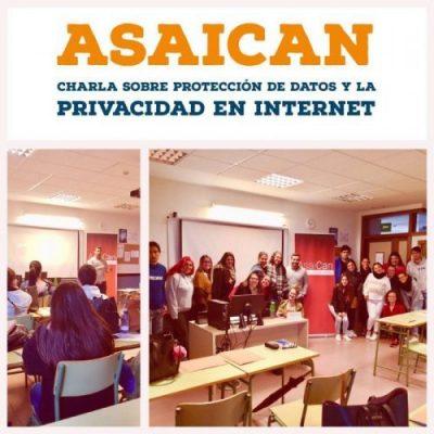 Taller Asaican sobre Protección de datos y privacidad en internet